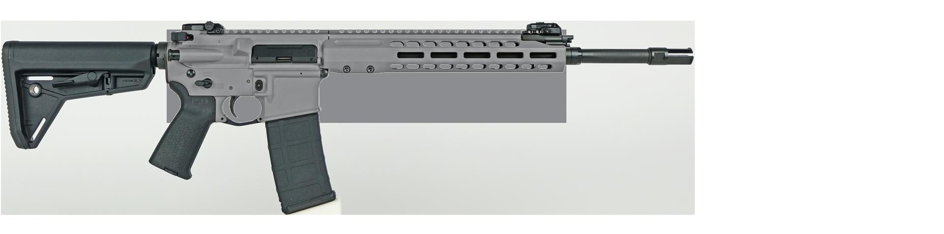 """carbine"""" Barrel Configuration Image"""