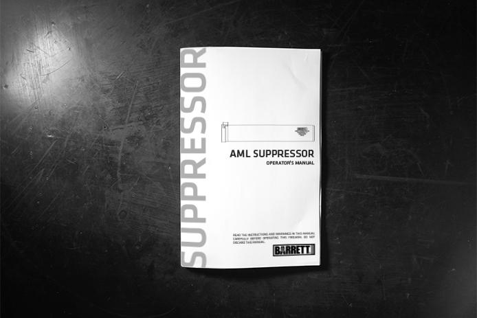 AML-338-Suppressor-Operators-Manual