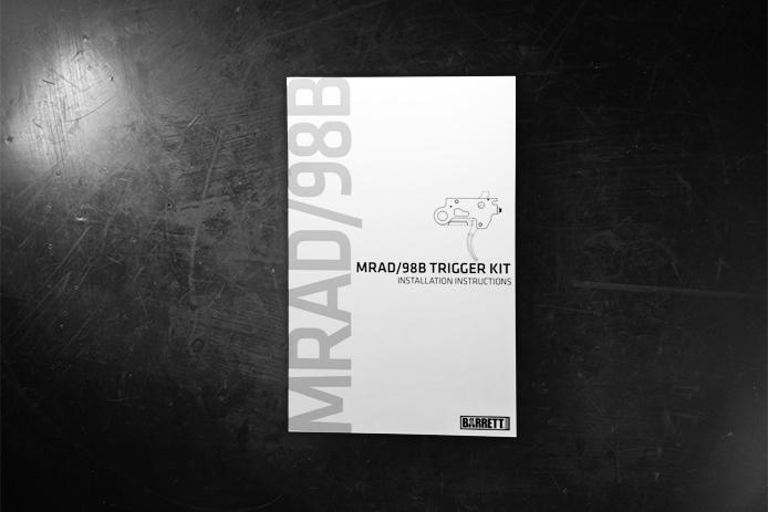 MRAD-98B-Trigger-Kit-Operators-Manual